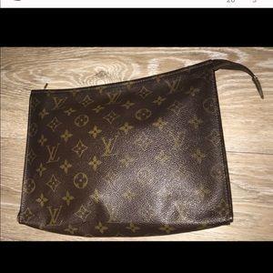 Authentic Louis Vuitton Cosmetic Bag  26